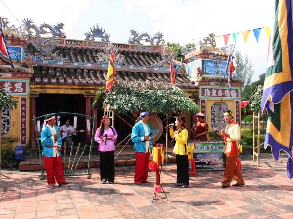 Xay dung ho so trinh UNESCO cong nhan Bai Choi la di san van hoa hinh anh 1