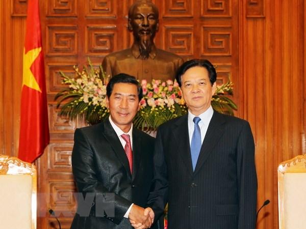 Viet Nam san sang giup do chia se voi Lao de cung phat trien hinh anh 1