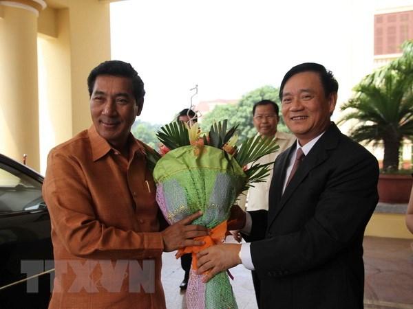 Viet Nam san sang giup do chia se voi Lao de cung phat trien hinh anh 3