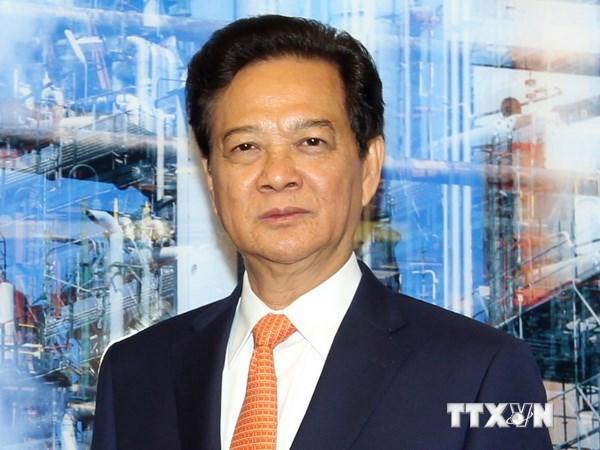 Thu tuong Nguyen Tan Dung se du Hoi nghi Cap cao ASEAN tai Myanmar hinh anh 1