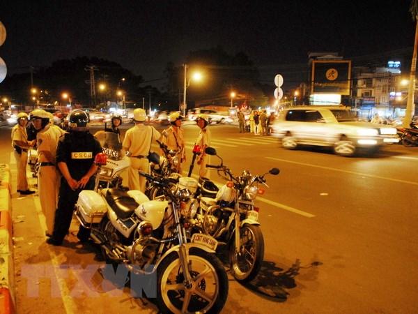 TP.HCM tap trung phong chong toi pham dip Tet Nguyen dan hinh anh 1