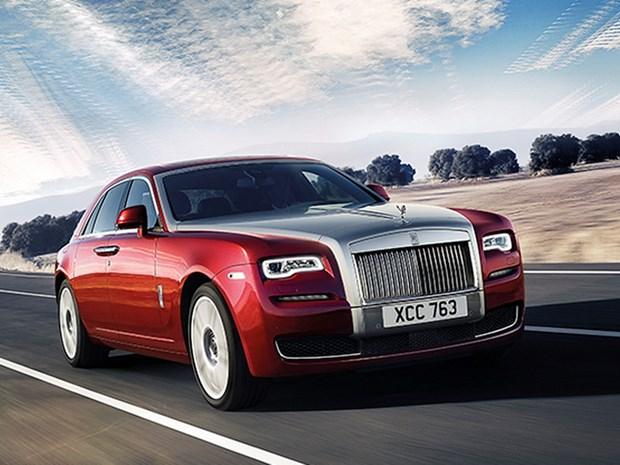 Doanh so ban cua Rolls-Royce lan dau vuot nguong 4.000 chiec hinh anh 1