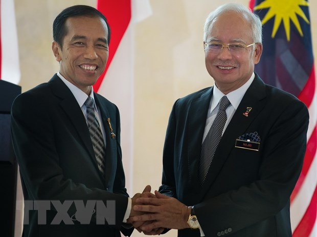 Indonesia-Malaysia day nhanh viec hoan thanh phan dinh bien gioi hinh anh 1