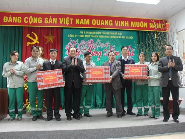 PTT Hoang Trung Hai: Ha Noi tien toi xu ly rac de san xuat dien hinh anh 2