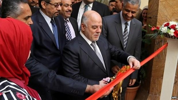 Iraq chinh thuc mo lai bao tang quoc gia tai Baghdad sau 12 nam hinh anh 1