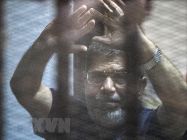 Ai Cap hoan phien xu ong Morsi vi toi lam gian diep cho Qatar hinh anh 1