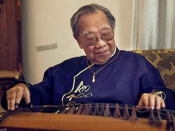 Giao su Tran Van Khe: Nguoi tron doi vi am nhac truyen thong Viet hinh anh 2