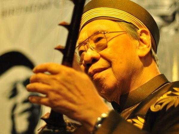 Giao su Tran Van Khe: Nguoi tron doi vi am nhac truyen thong Viet hinh anh 4
