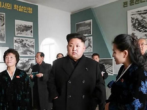 Kim Jong-un: My se phai tra gia cho mau cua nguoi Trieu Tien hinh anh 1