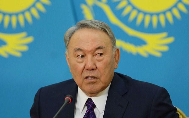 Tong thong Kazakhstan bo nhiem con gai lam Pho Thu tuong hinh anh 1