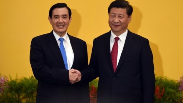 Trung Quoc: Dam phan giua hai bo Eo bien Dai Loan tien trien hinh anh 1