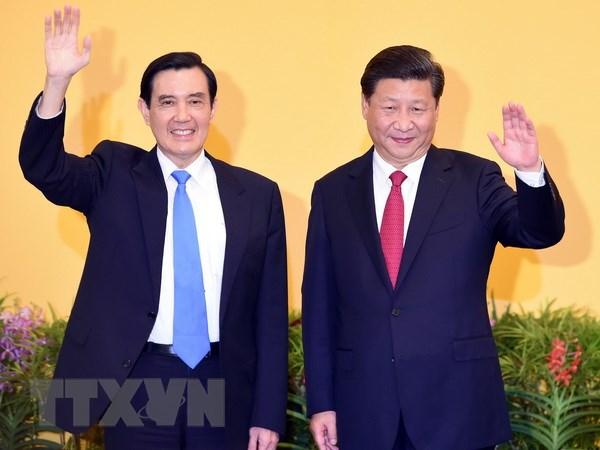 "Ong Tap Can Binh: Trung Quoc va Dai Loan la ""mot gia dinh"" hinh anh 1"