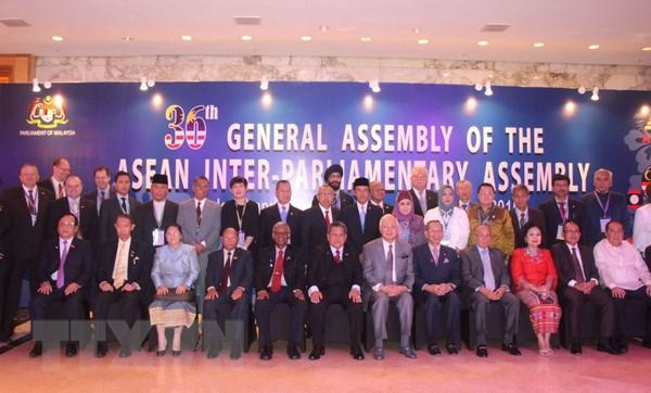 Bai 1: AIPA dong gop tich cuc cho tien trinh xay dung Cong dong ASEAN hinh anh 1