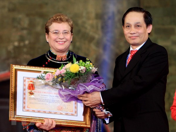 Viet Nam long trong to chuc ky niem 70 nam thanh lap UNESCO hinh anh 1