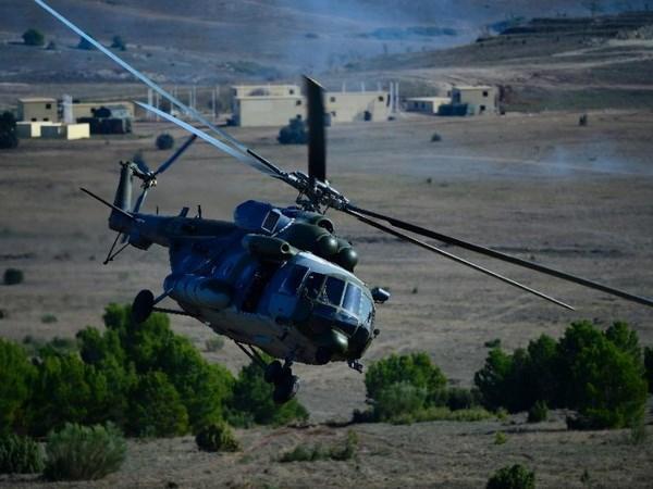 Iraq: Roi truc thang quan su Mi-17, it nhat 9 nguoi thiet mang hinh anh 1