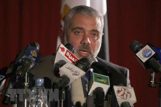 Hamas canh bao Israel va PA ve cuoc noi day cua nguoi Palestine hinh anh 1