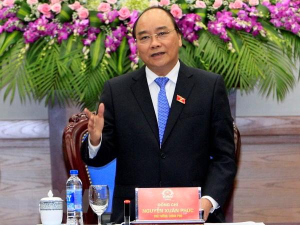 Phan cong cong tac cua Thu tuong va cac Pho Thu tuong Chinh phu hinh anh 1
