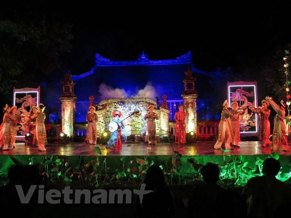 Festival Hue: Sau lang chuong trinh nghe thuat
