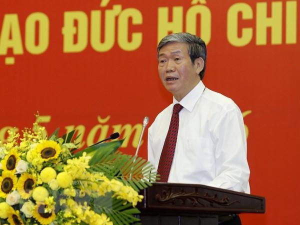 Dua viec hoc tap phong cach Ho Chi Minh thanh cong viec tu giac hinh anh 1