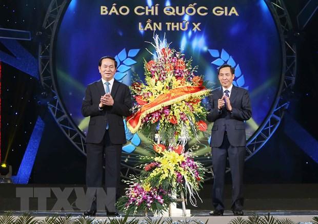 Chu tich nuoc: Nha bao khong duoc uon cong ngoi but truoc cam do hinh anh 2