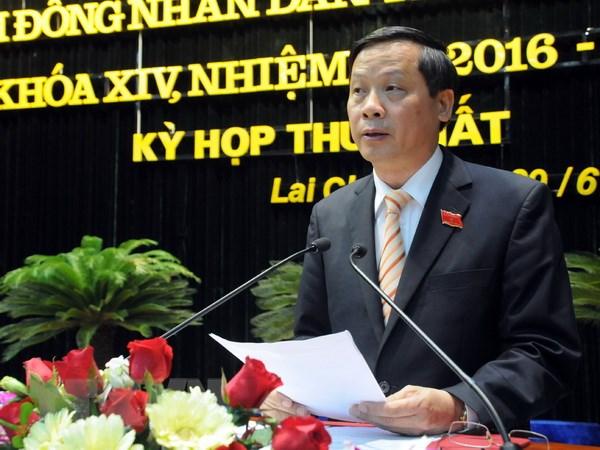 Ca Mau, Lai Chau, Tuyen Quang bau cac chuc danh lanh dao chu chot hinh anh 3