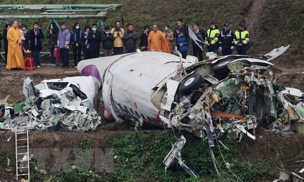 Dai Loan cong bo ket luan cuoi cung tai nan may bay ATR72-600 hinh anh 1