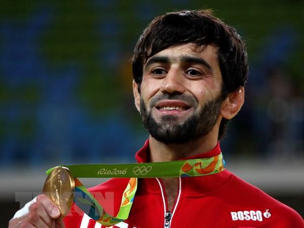 Nga gianh tam Huy chuong Vang dau tien tai Olympic Rio 2016 hinh anh 1