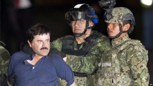 Con trai trum ma tuy Joaquin El Chapo bi bat coc tai Mexico hinh anh 1
