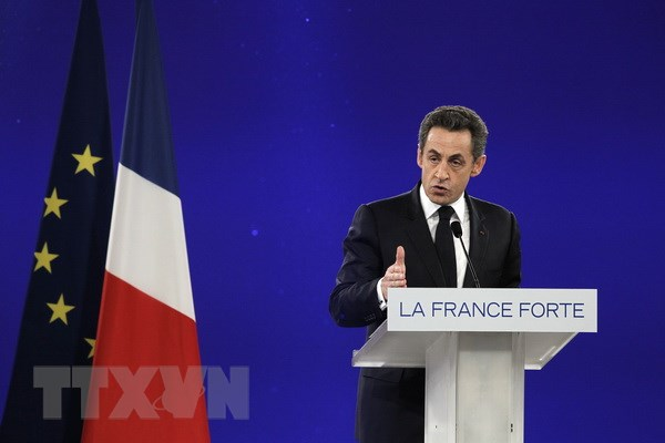 Ong Nicolas Sarkozy se tranh cu Tong thong Phap nam 2017 hinh anh 1