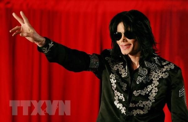 Vua Pop Michael Jackson van co thu nhap