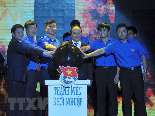 "Phat dong Chuong trinh ""Thanh nien khoi nghiep"" giai doan 2016-2021 hinh anh 1"