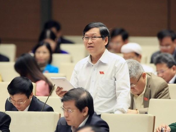 Dai bieu Quoc hoi: Can cong khai va cau thi khi xin loi nguoi bi oan hinh anh 1