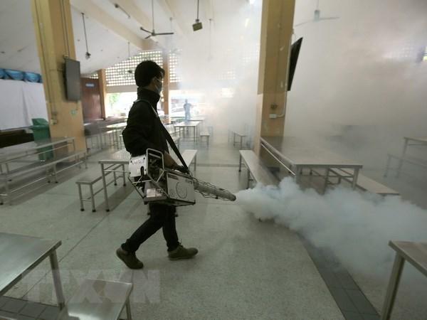 Thai Lan phat hien them 33 ca nhiem virus Zika trong tuan qua hinh anh 1