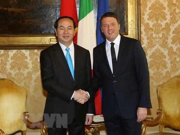 Viet Nam-Italy phan dau nang kim ngach hai chieu len 6 ty USD hinh anh 1