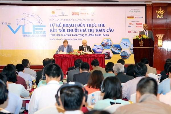 Tang cuong phoi hop quan ly Nha nuoc de logistics Viet Nam phat trien hinh anh 1