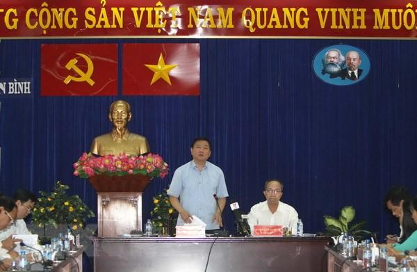 TP.HCM bieu duong ket qua giam toi pham o quan Tan Binh hinh anh 1
