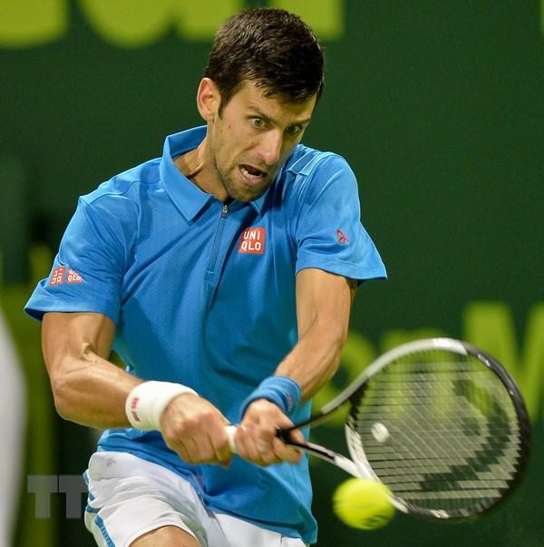 Djokovic xin loi vi hanh dong xau tai Chung ket Qatar Open hinh anh 1