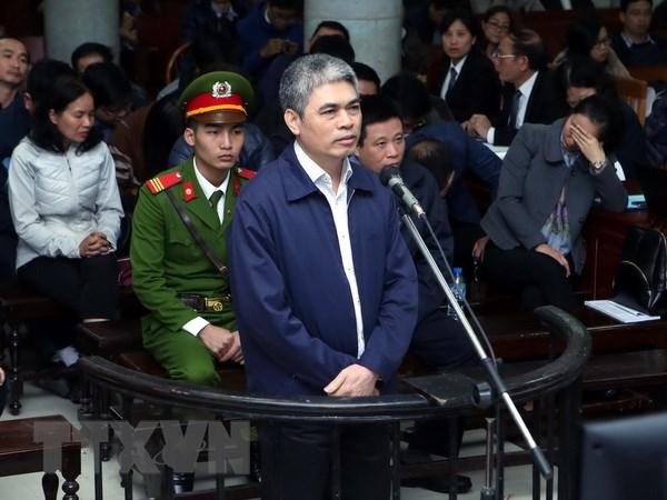 Nguyen Tong Giam doc Oceanbank Nguyen Xuan Son khong nhan toi hinh anh 1