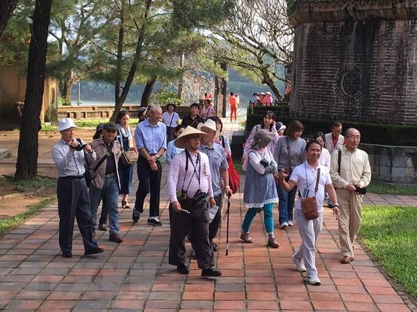 Khai truong Van phong Co quan Xuc tien du lich Nhat Ban tai Viet Nam hinh anh 1