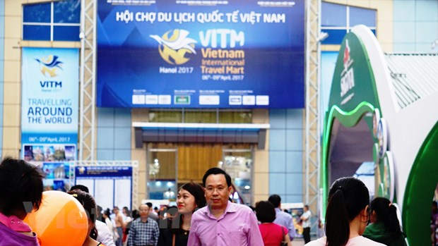 Hoi cho du lich quoc te Viet Nam 2017 gop phan kich cau du lich He Thu hinh anh 6