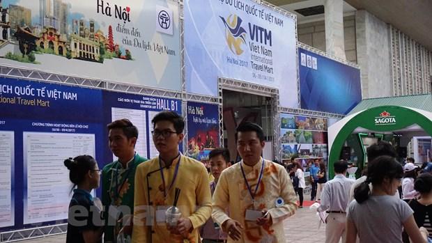 Hoi cho du lich quoc te Viet Nam 2017 gop phan kich cau du lich He Thu hinh anh 10