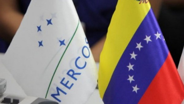 Argentina doa khai tru vinh vien Venezuela khoi Mercosur hinh anh 1