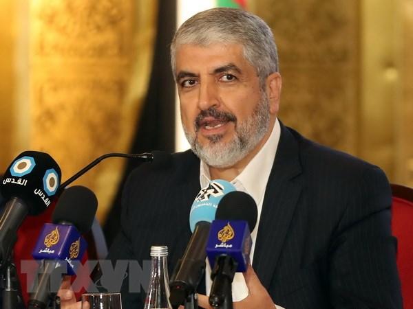 Phong trao Hamas cong bo chinh sach moi mem mong hon voi Israel hinh anh 1