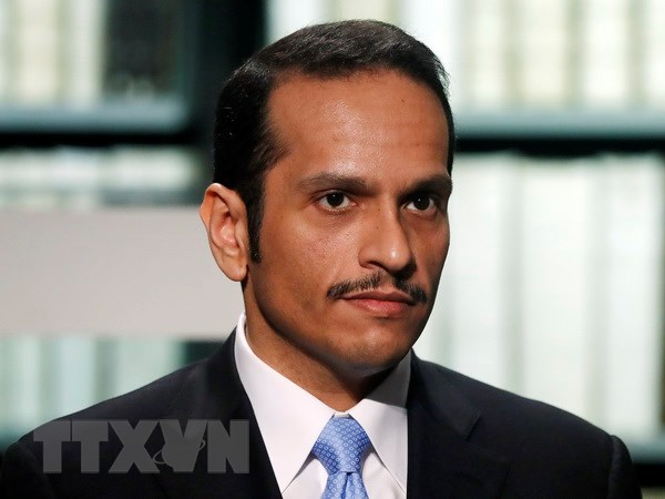 Qatar ung ho vai tro trung gian hoa giai cang thang cua Kuwait hinh anh 1