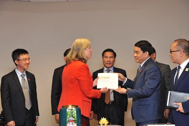 Viet Nam tang cuong quang ba cac dia phuong tai Hoa Ky hinh anh 4