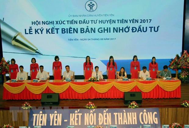 Quang Ninh: Gan 1.000 ty dong dau tu vao huyen mien nui Tien Yen hinh anh 1
