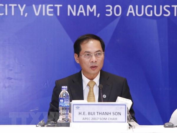 APEC 2017: Can xay dung Chuong trinh hanh dong ve phat trien bao trum hinh anh 1