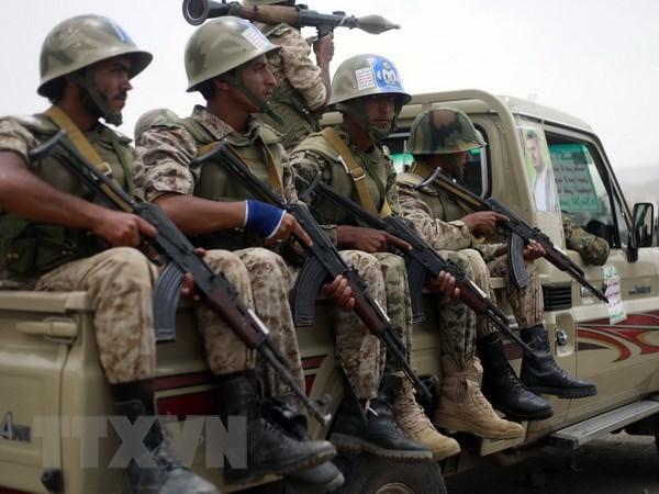 Pho Tong thong Yemen keu goi binh sy Houthi quay dau ung ho chinh phu hinh anh 1