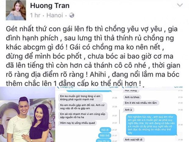 ''Trao luu'' sao Viet ''to'' nhau len mang xa hoi: Xau chang ho ai? hinh anh 1