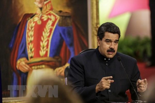 Venezuela bac bo lenh trung phat kinh te cua Canada hinh anh 1
